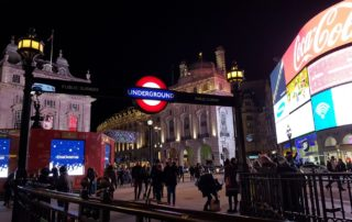 London Piccadilly Circus Buildings City Architecture Property