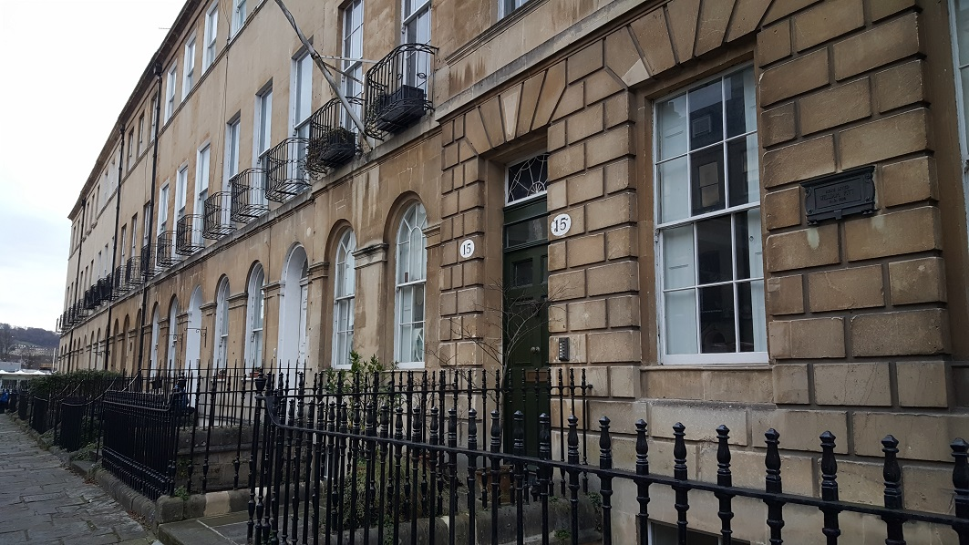Bath Immobilien UK Großbritannien